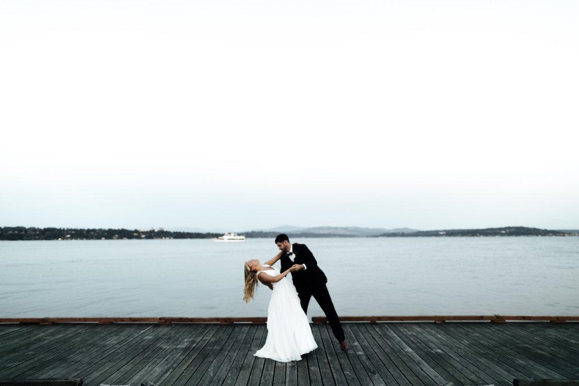 Classic Seattle Waterfront Wedding | JTobiason Photography 47