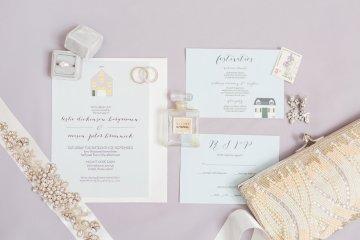Elegant New England Farm Wedding | Kir Tuben 2