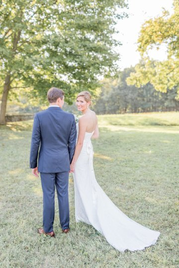 Elegant New England Farm Wedding | Kir Tuben 27