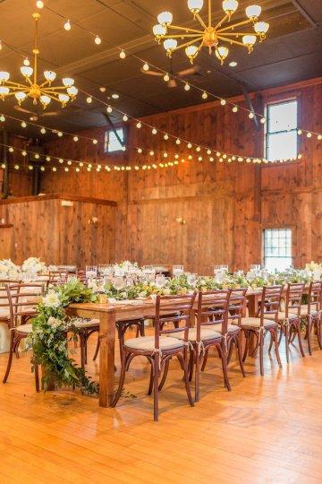 Elegant New England Farm Wedding | Kir Tuben 34