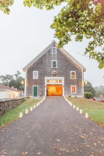 Elegant New England Farm Wedding | Kir Tuben 41