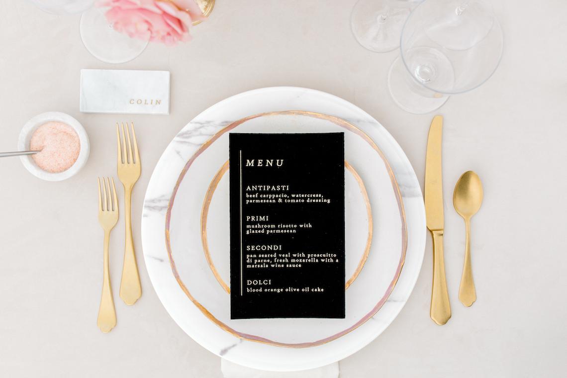 Fashion-forward Black & White Wedding Ideas From Malibu   Babsy Ly 40