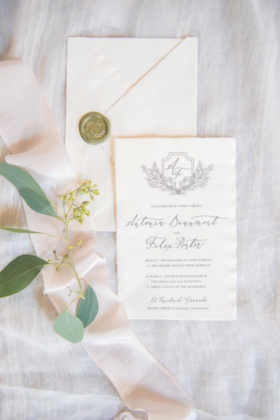 Gilded Arabic & Spanish Wedding Inspiration | Anna + Mateo 11