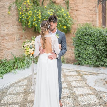 Gilded Arabic & Spanish Wedding Inspiration | Anna + Mateo 34