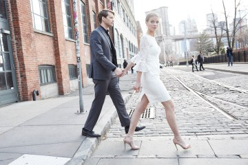 How To Style Your Intimate Wedding – The Elopement Fashion Guide | David's Bridal Little White Dresses 37