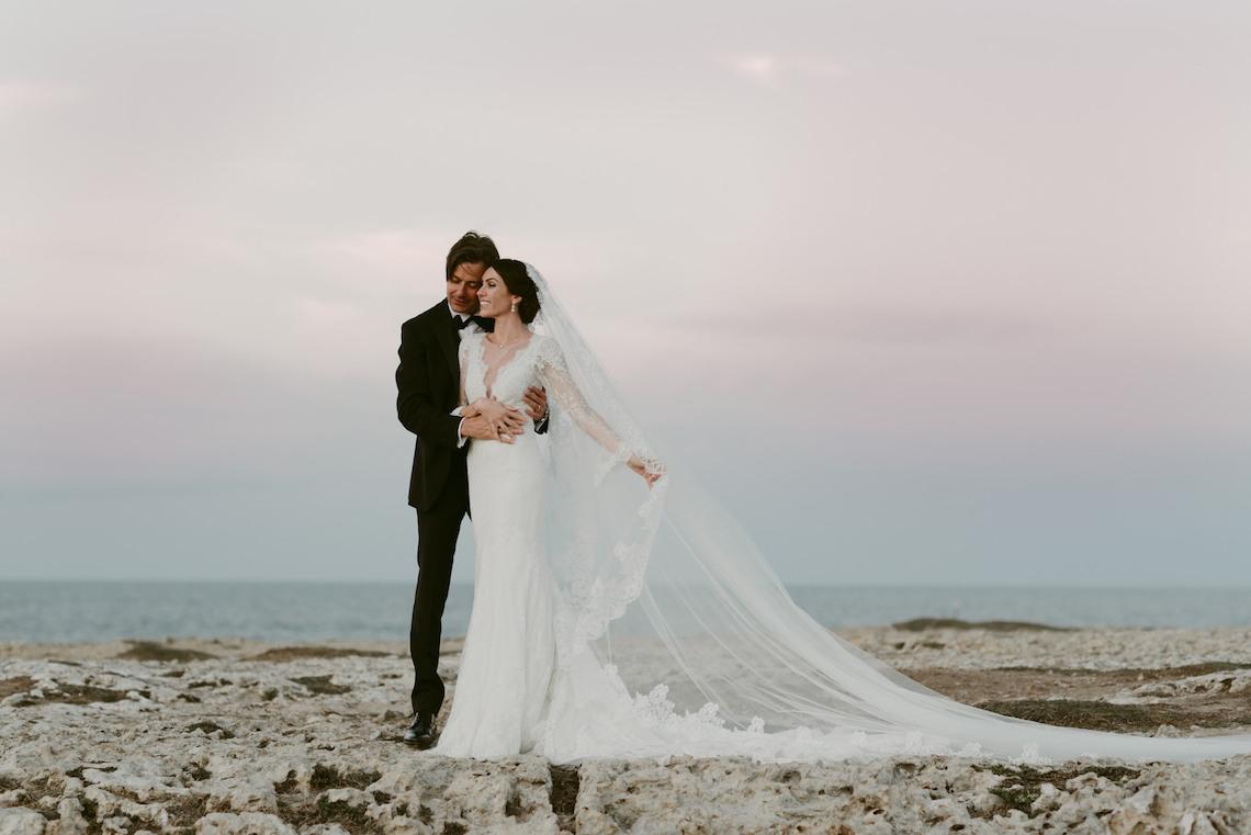 Luxurious Italian Cathedral Wedding On The Seaside | Serena Cevenini 10