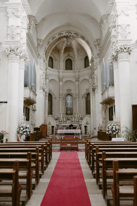 Luxurious Italian Cathedral Wedding On The Seaside | Serena Cevenini 26