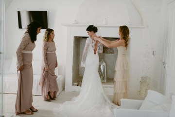 Luxurious Italian Cathedral Wedding On The Seaside | Serena Cevenini 3