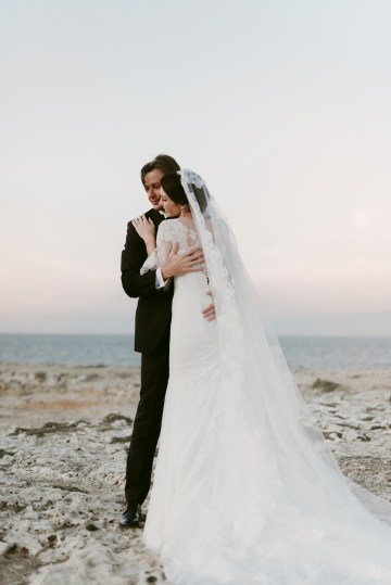 Luxurious Italian Cathedral Wedding On The Seaside | Serena Cevenini 40