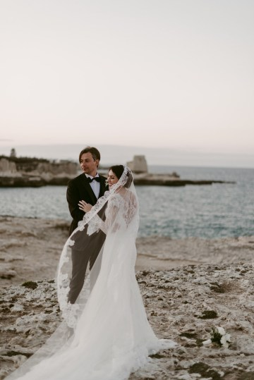Luxurious Italian Cathedral Wedding On The Seaside | Serena Cevenini 44