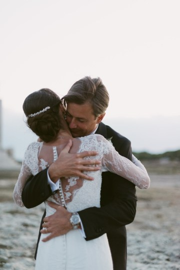 Luxurious Italian Cathedral Wedding On The Seaside | Serena Cevenini 49