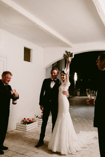 Luxurious Italian Cathedral Wedding On The Seaside | Serena Cevenini 56