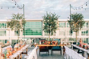 Midcentury Modern Desert Wedding Made Of Boho Dreams | Vienna Glenn 50