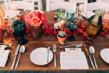 Midcentury Modern Desert Wedding Made Of Boho Dreams | Vienna Glenn 60