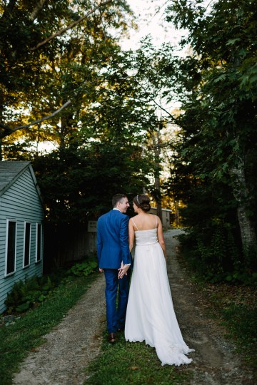 Nautical New England Wedding (With Lobster Rolls!) | Let's Frolic Together 29
