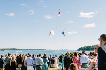 Nautical New England Wedding (With Lobster Rolls!) | Let's Frolic Together 38