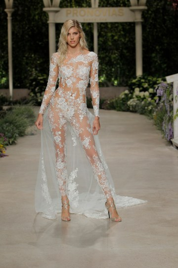 Pronovias 2019 In Bloom Wedding Dress Collection | Cassidy