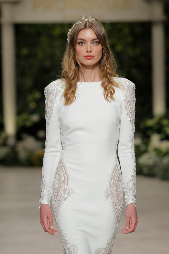 Pronovias 2019 In Bloom Wedding Dress Collection | Condesa