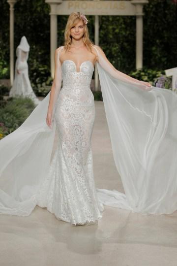 Pronovias 2019 In Bloom Wedding Dress Collection | Cordoba