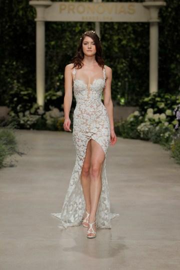 Pronovias 2019 In Bloom Wedding Dress Collection | Corinne
