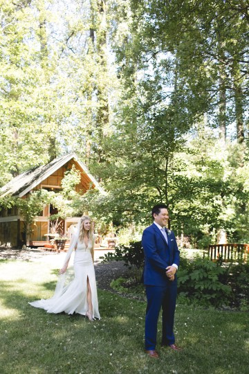 Relaxed Backyard Pacific Northwest Wedding | EVENTful Moments | Meghan Klein Photography 18