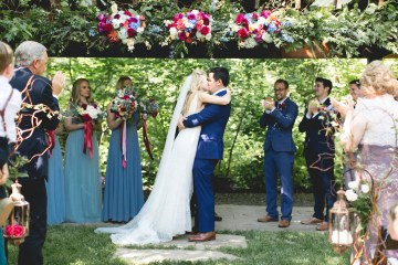 Relaxed Backyard Pacific Northwest Wedding | EVENTful Moments | Meghan Klein Photography 8