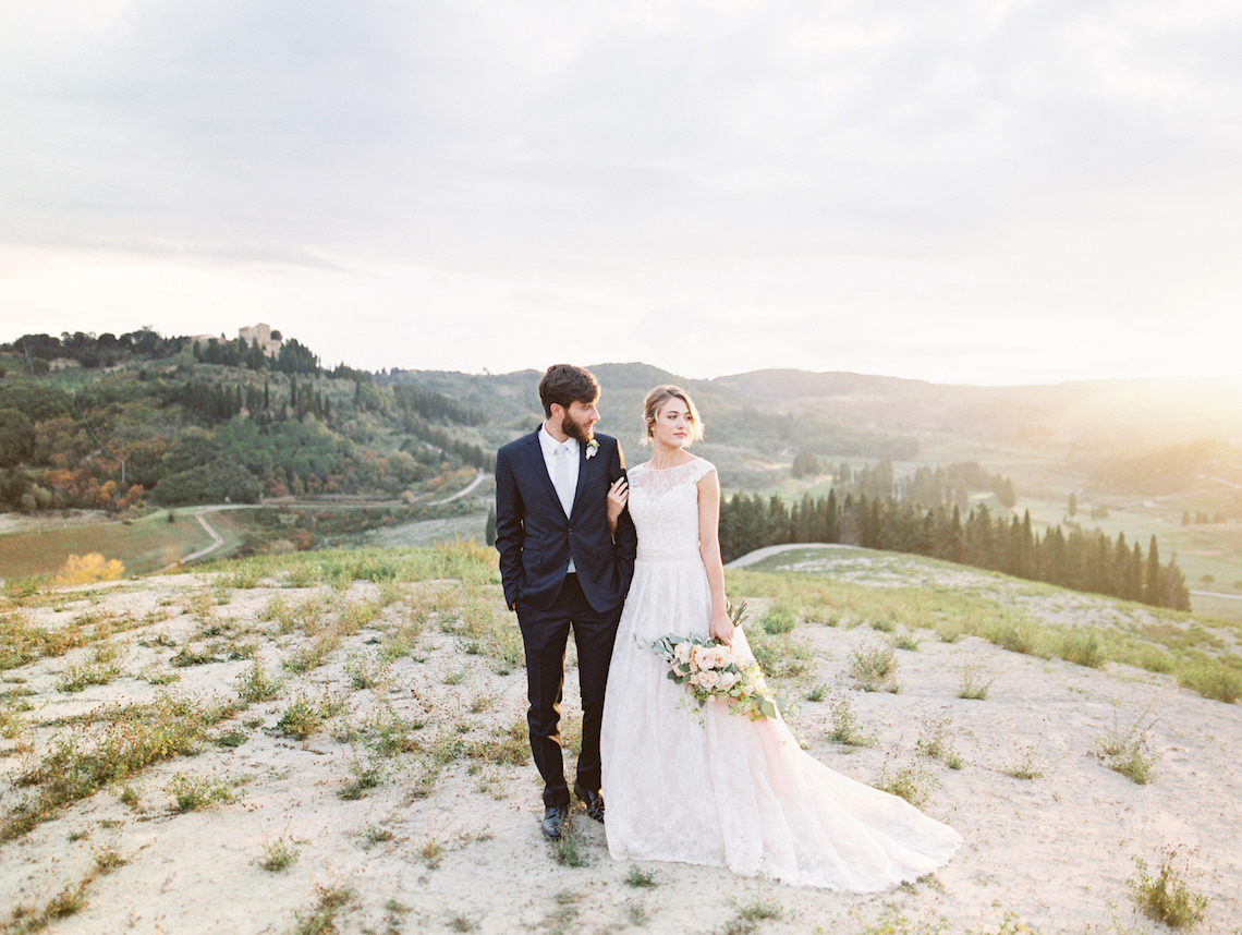 Romantic Italian Countryside Wedding Inspiration | Adrian Wood Photography 64