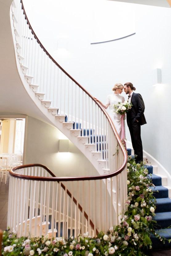Swanky London Wedding Inspiration Filled With Pretty Dessert Ideas | Amanda Karen Photography 57