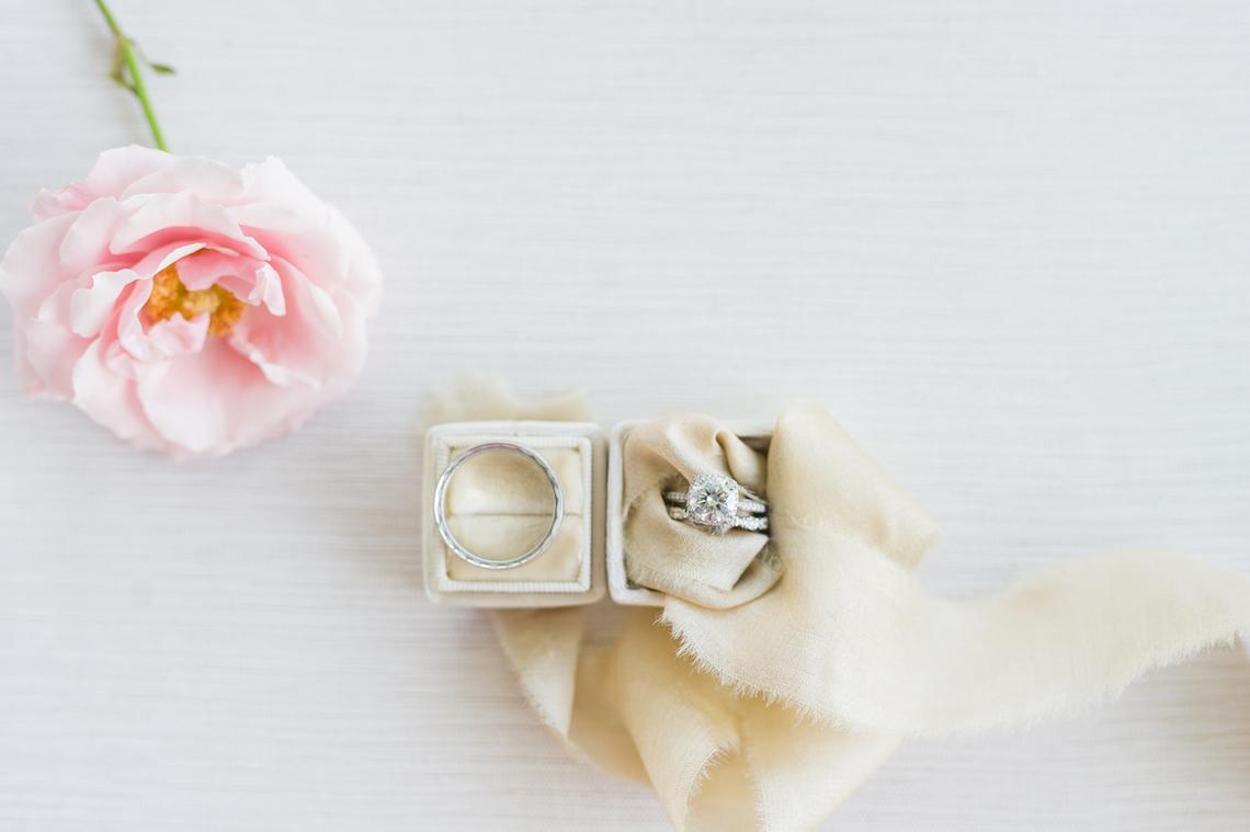 Sweet & Intimate Southern Brunch Wedding | Laura Barnes Wedding 1
