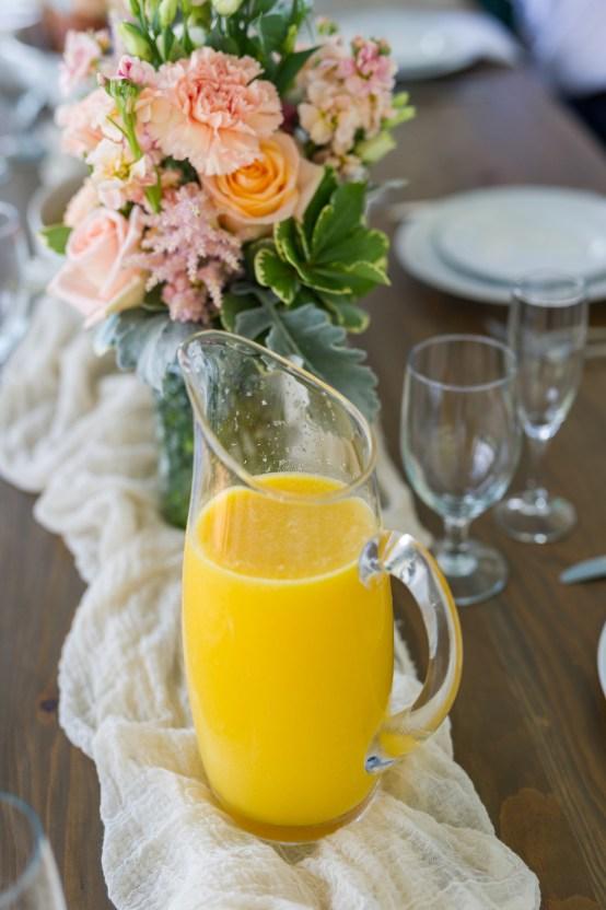Sweet & Intimate Southern Brunch Wedding | Laura Barnes Wedding 13