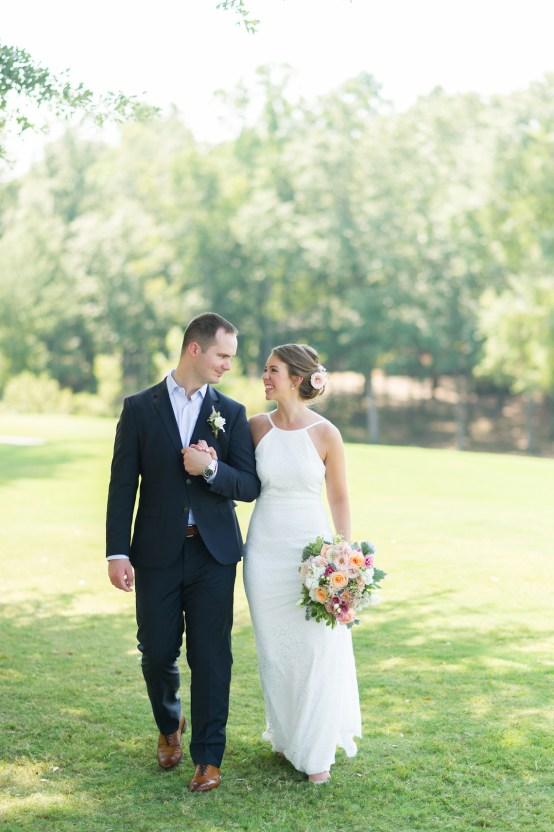 Sweet & Intimate Southern Brunch Wedding | Laura Barnes Wedding 19