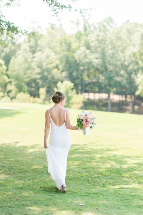 Sweet & Intimate Southern Brunch Wedding | Laura Barnes Wedding 23