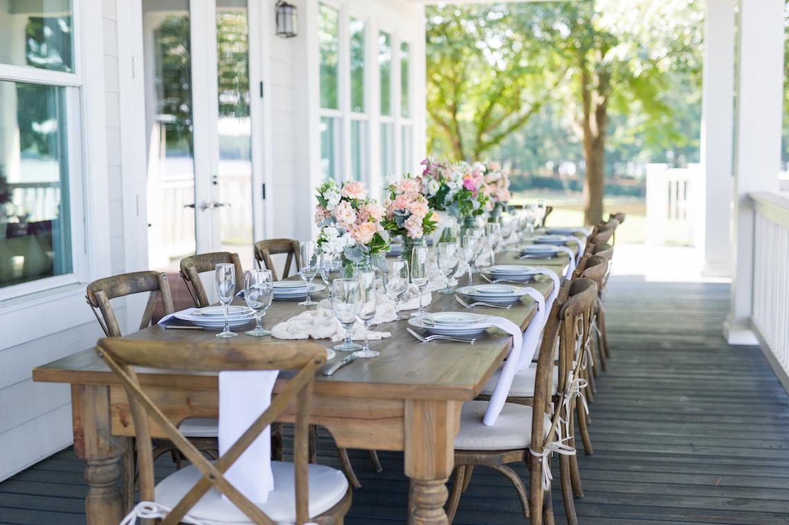Sweet & Intimate Southern Brunch Wedding | Laura Barnes Wedding 3