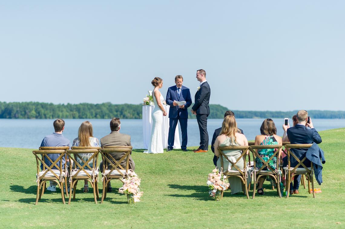 Sweet & Intimate Southern Brunch Wedding | Laura Barnes Wedding 5
