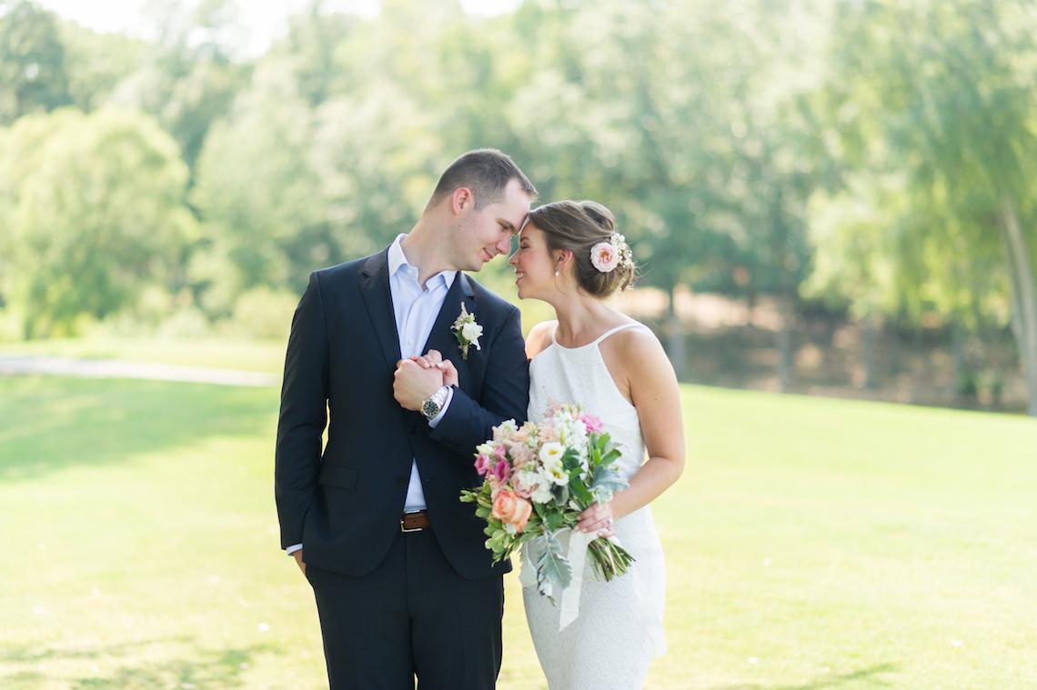 Sweet & Intimate Southern Brunch Wedding | Laura Barnes Wedding 6