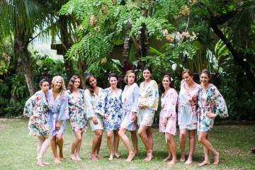 Tropical Hawaii Plantation Wedding | Naomi Wong Photography 1