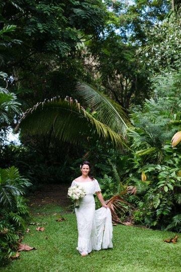 Tropical Hawaii Plantation Wedding | Naomi Wong Photography 12