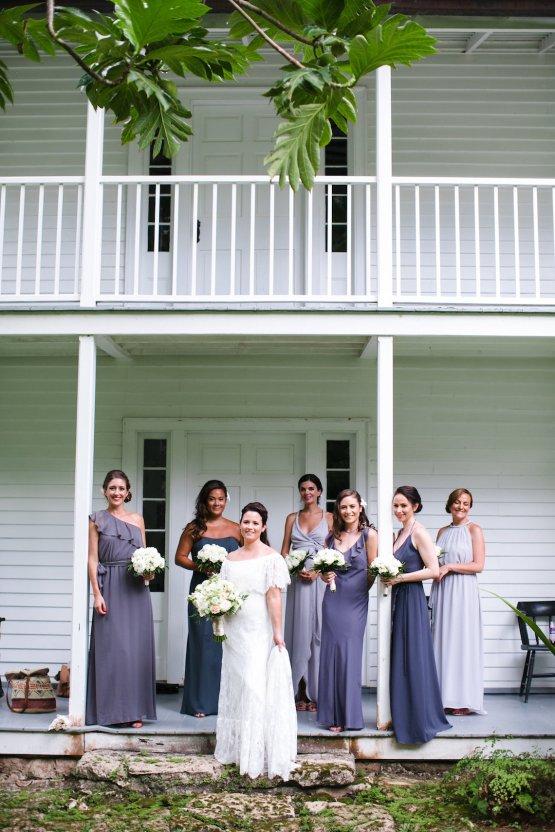 Tropical Hawaii Plantation Wedding | Naomi Wong Photography 15