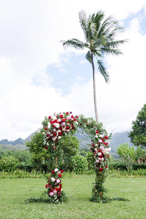 Tropical Hawaii Plantation Wedding | Naomi Wong Photography 17
