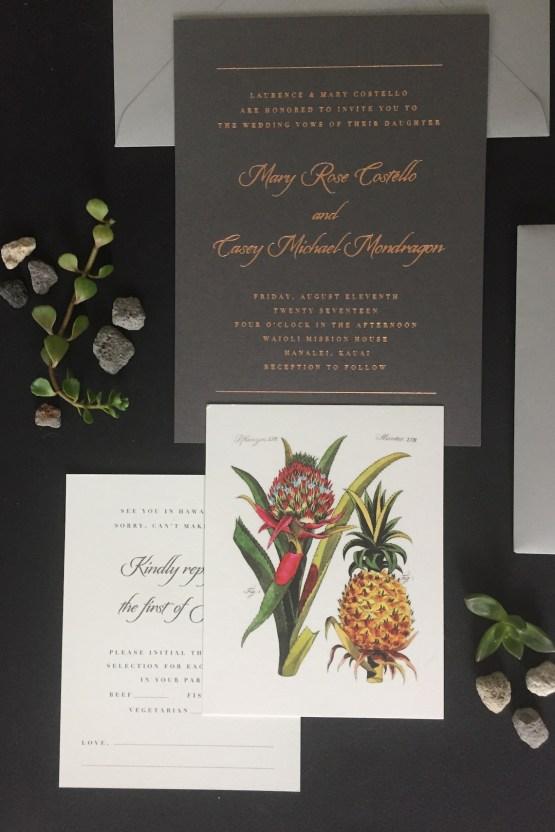 Tropical Hawaii Plantation Wedding | Naomi Wong Photography 44