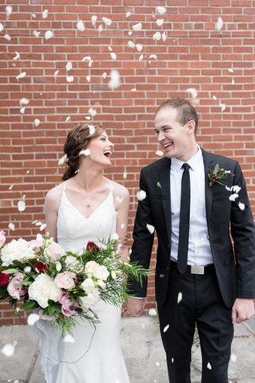 Vintage & Minimalist Wedding Ideas | Mandy Liz Photography 29