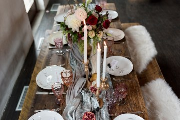 Vintage & Minimalist Wedding Ideas | Mandy Liz Photography 43