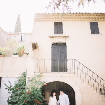 French Sunflower Wedding Inspiration | Teri B Photography 15