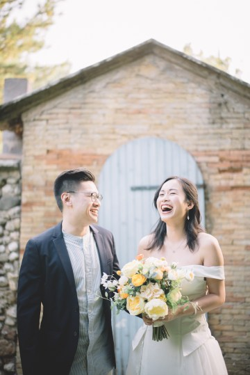 French Sunflower Wedding Inspiration | Teri B Photography 20