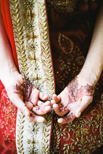 Hindu American Fusion Wedding (With Peonies) | Bramble and Vine 3