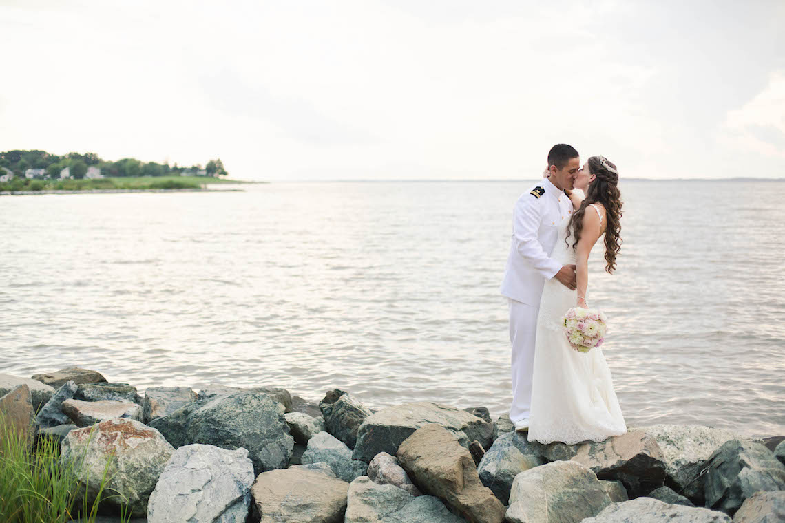 Nautical Military Wedding | Susie & Becky 24