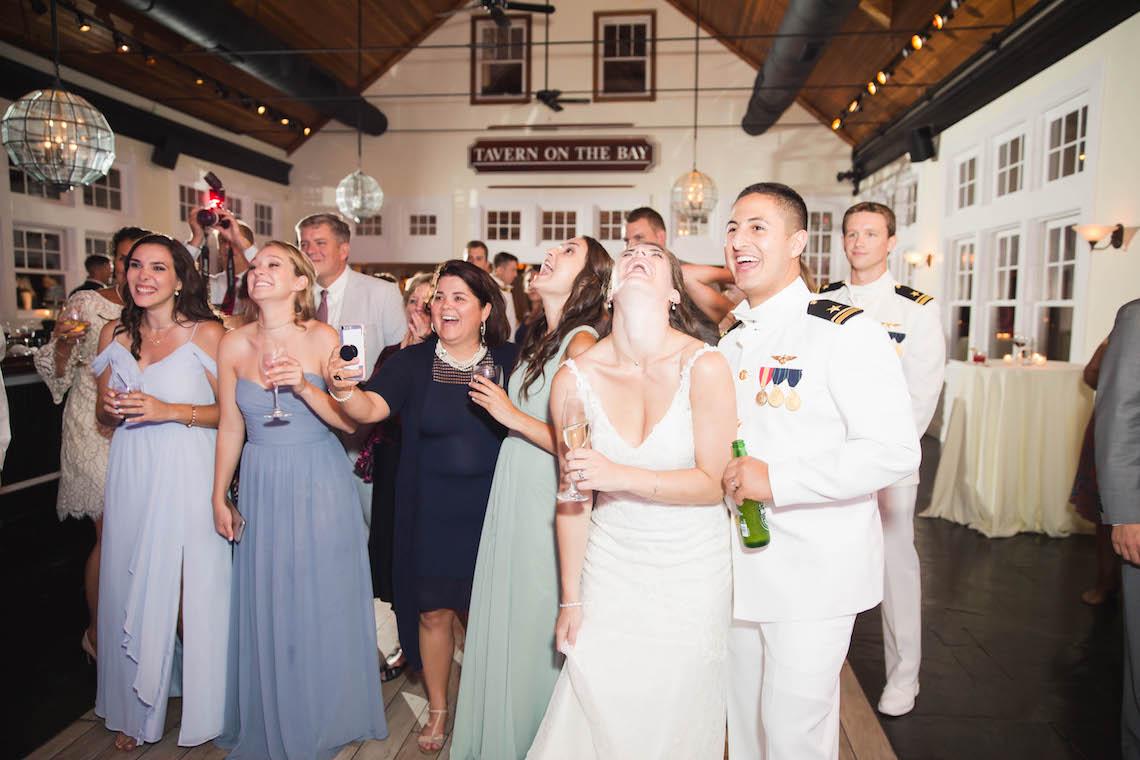 Nautical Military Wedding | Susie & Becky 25