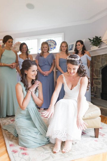 Nautical Military Wedding | Susie & Becky 32
