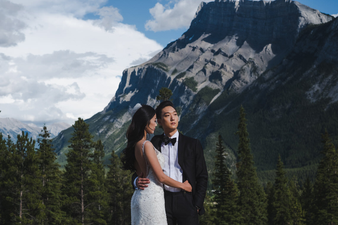 Regal, Disney-Inspired, Majestic Mountain Wedding | Carey Nash Photography 42
