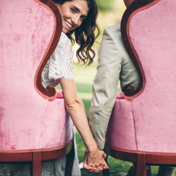 Rich & Rustic Malibu Mountains Ranch Wedding Inspiration | Vitae Weddings 18